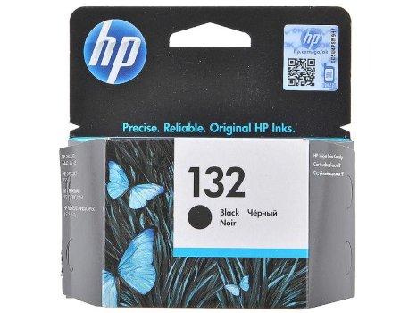 Картридж HP C9362H №132 черный для 5443