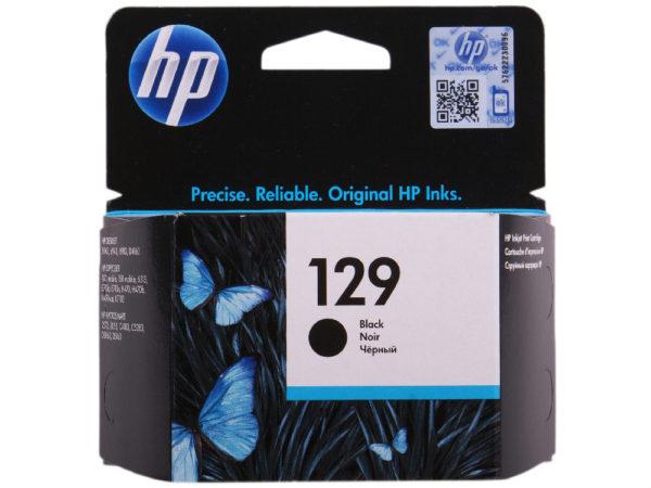 Картридж HP C9364HE №129 черный для DJ5943