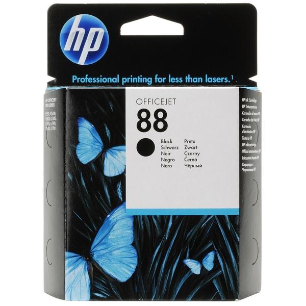 Картридж HP C9385AE №88 черный стандартный для Officejet Pro K550/K5400