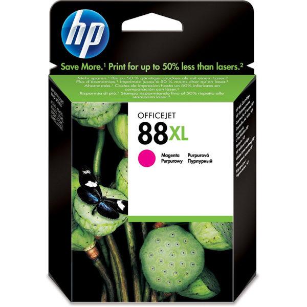 Картридж HP C9392AE №88 малиновый увеличенный для Officejet Pro K550