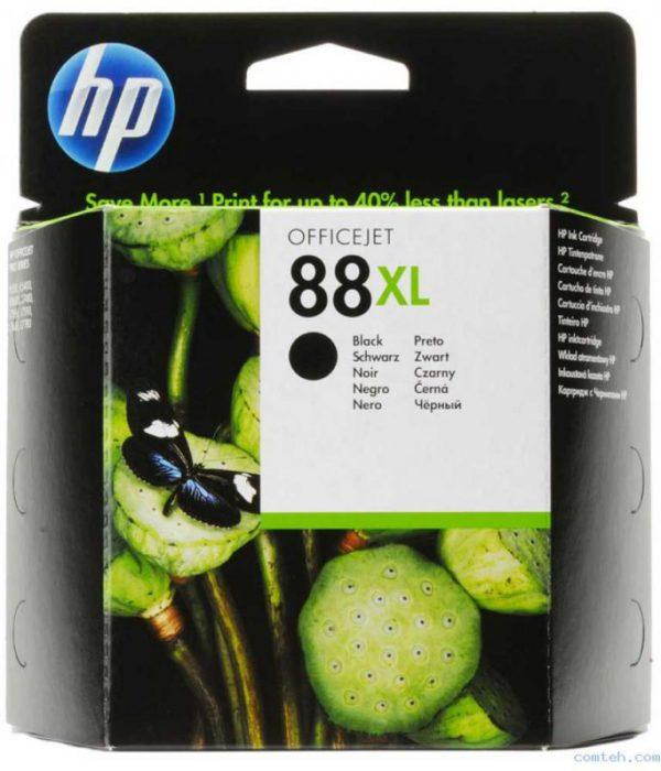 Картридж HP C9396AE №88 черный увеличенный для Officejet Pro K550