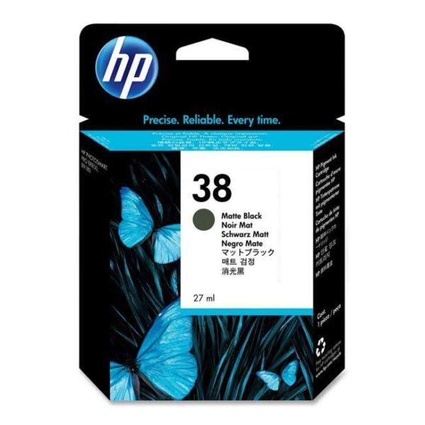 Картридж HP C9412A №38 матово-черный для Photosmart Pro B9180