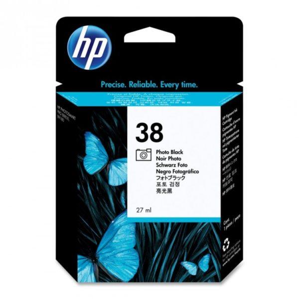 Картридж HP C9413A №38 черный для Photosmart Pro B9180