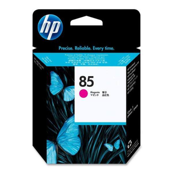 Печатающая головка HP C9421A №85 малиновый для DGNJ30/90/130