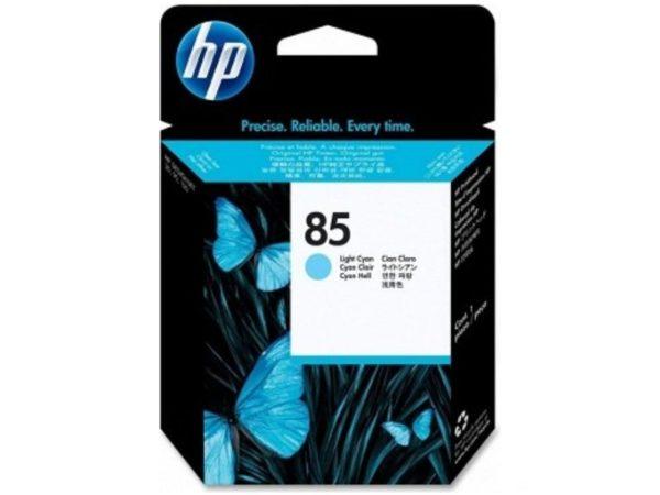 Печатающая головка HP C9423A №85 светло-синий для DGNJ30/90/130