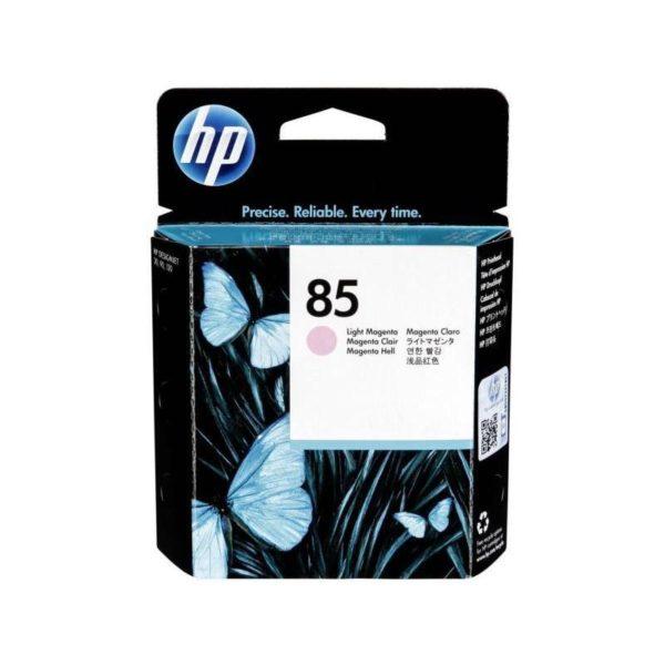 Печатающая головка HP C9424A №85 светло-малиновый для DGNJ30/90/130