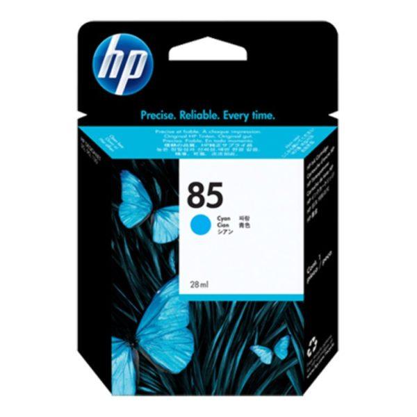 Картридж HP C9425A №85 синий для Designjet 30/130
