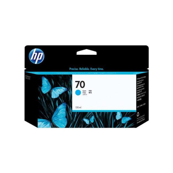 Картридж HP C9452A №70 синий для DesignjetZ2100/Z3100 130 мл