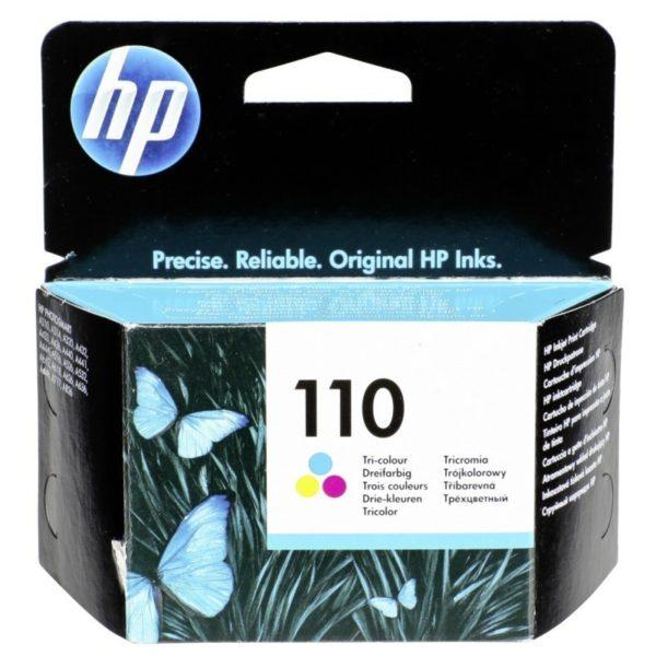Картридж HP CB304AE №110 цветной для PhotoSmart A430