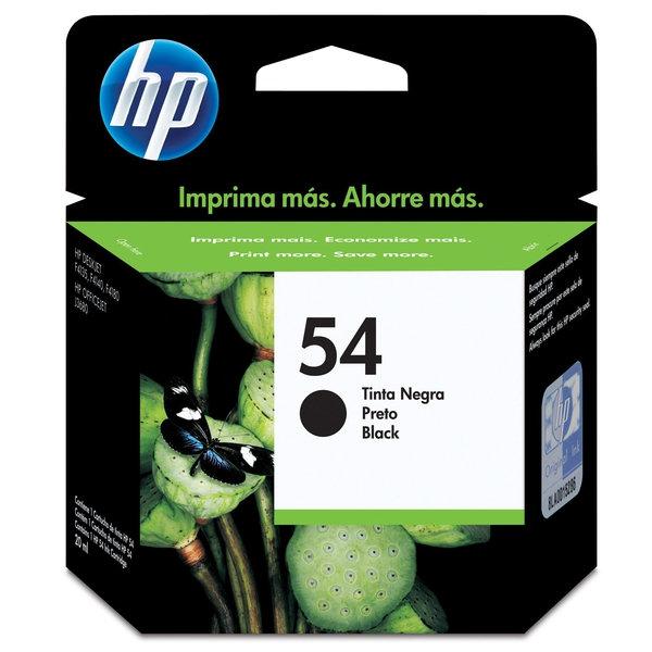 Картридж HP CB334AE №54 черный для F4172/4180/4190