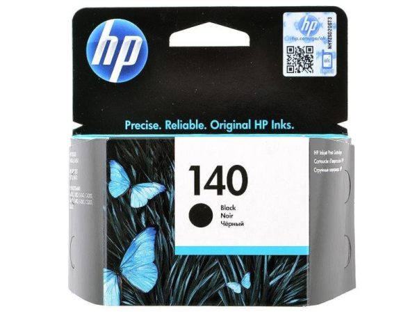 Картридж HP CB335HE №140 черный стандартный для OfficeJet J5783