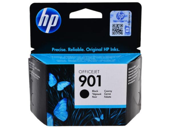 Картридж HP CC653AE №901 черный стандартный для J4580/4660/4680