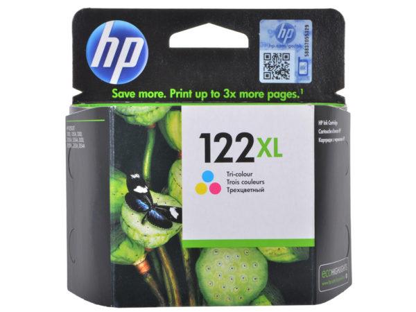 Картридж HP CH564HE №122XL цветной увеличенный для Deskjet 2050
