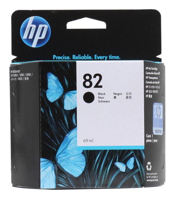 Картридж HP CH565A №82 черный для Designjet111/510 69 мл