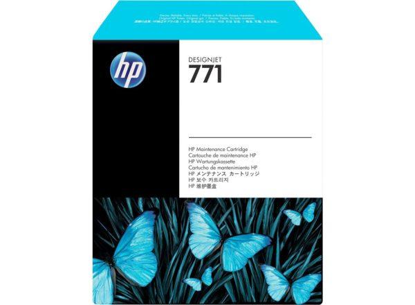 Картридж HP CH644A для обслуживания №771 для Designjet Z6200