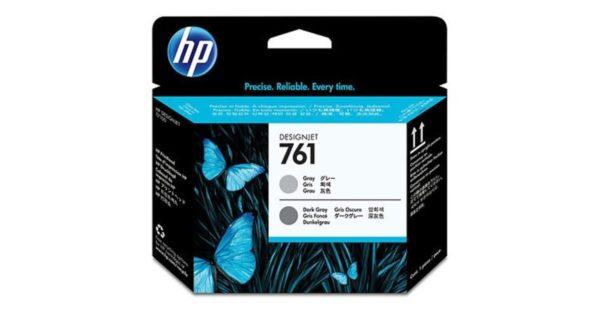 Печатающая головка HP CH647A №761 Серый+темно-серый для Designjet T7100