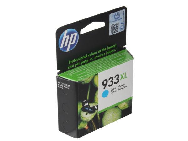 Картридж HP CN054AE №933XL голубой для OJ6600/6700 825стр