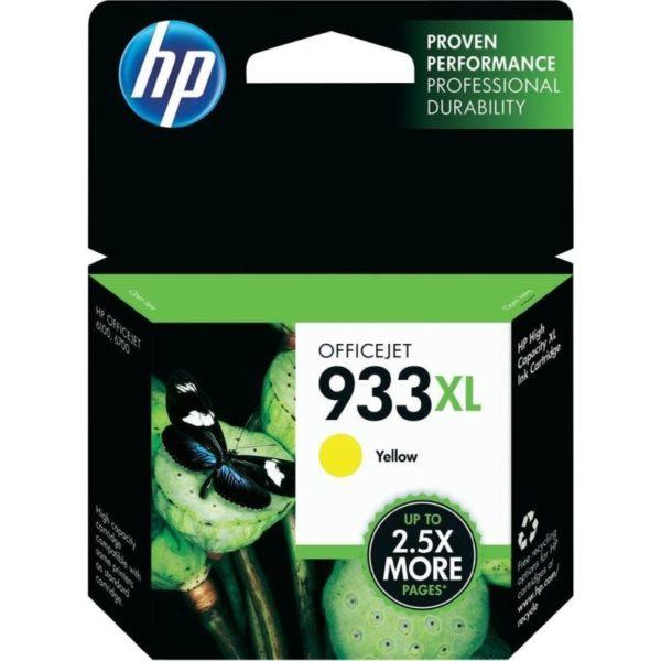 Картридж HP CN056AE №933XL желтый для OJ6600/6700 825стр