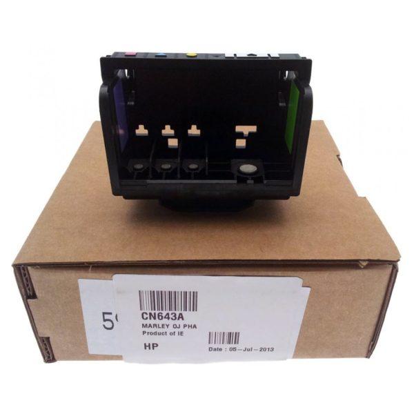 Печатающая головка HP CN643A для OJ 6000/6500/7000/7500/PS B209/B210/B109/B110/B010A