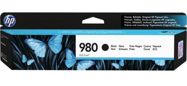 Картридж HP D8J10A №980 черный для Officejet Enterprise Color X585/X555