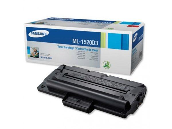 Картридж SAMSUNG ML-1520D3 черный для ML-1520