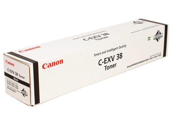 Тонер CANON C-EXV38 черный для iR ADV 4045i/4051i