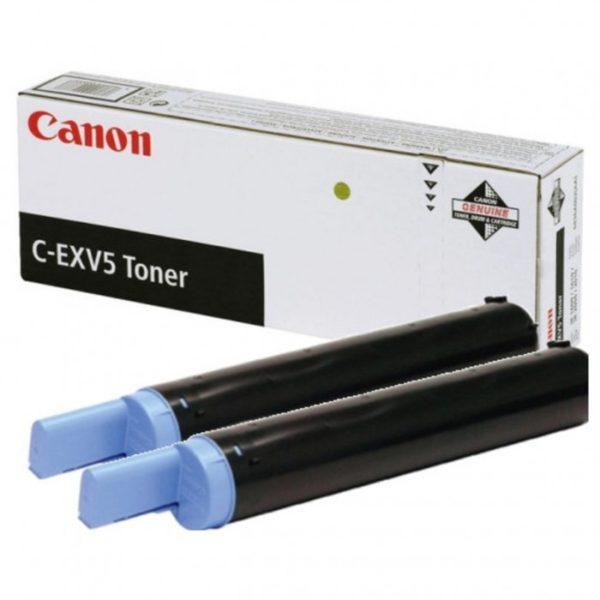 Тонер CANON C-EXV5 черный 2шт./упак. для iR 1600/2000/2010