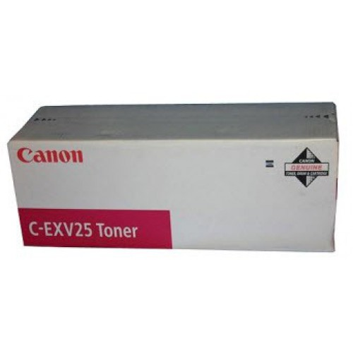 Тонер CANON C-EXV25М малиновый для image PRESS C6000