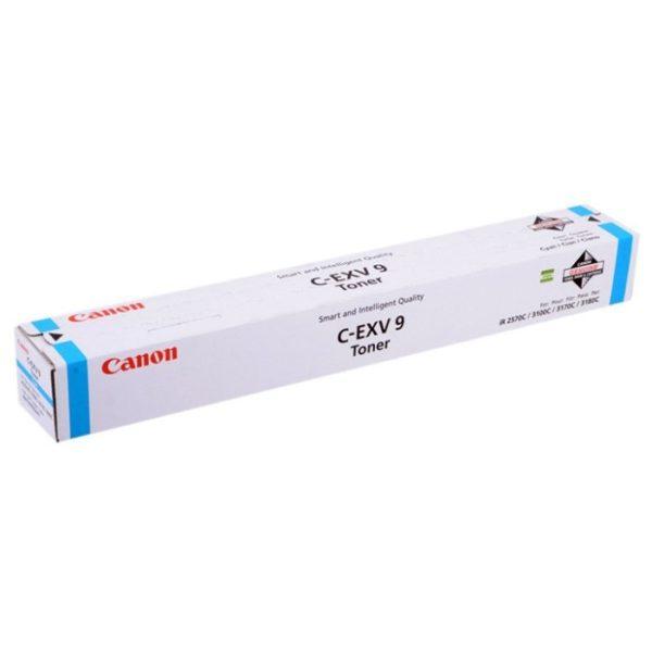 Тонер CANON C-EXV9C синий для IR 2570C/3170C/3180C/3100C/3100CN