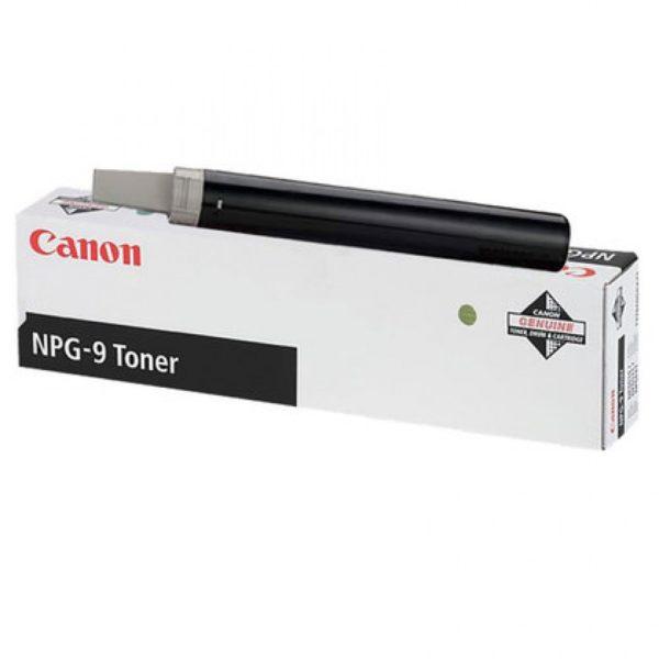 Тонер CANON NPG-9 черный для 6016/6218/6521/6621