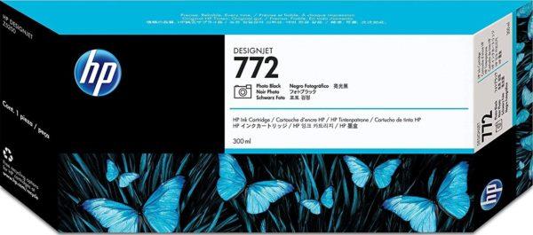 Картридж HP CN633A №772 черный для DesignJet Z5200 300мл