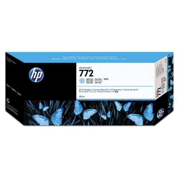 Картридж HP CN632A №772 светло-голубой для DesignJet Z5200 300мл