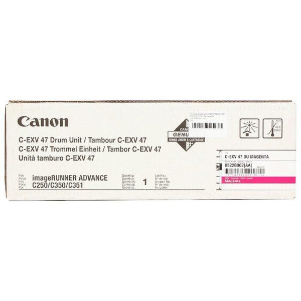 Драм-картридж CANON C-EXV47 M 8522B002 малиновый для iR Advance C250i/350i/C351iF