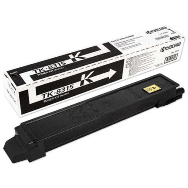 Тонер-картридж Kyocera TK-8315K черный для Taskalfa 2550ci