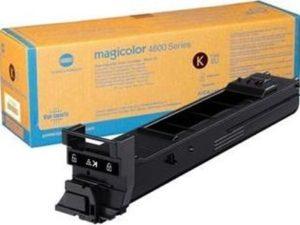 Тонер-картридж Konica-Minolta A0DK152 черный для Bizhub mc4650/4690MF/4695MF