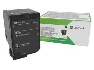 Картридж Lexmark 74C5HKE для CS725de CS720de черный 20000стр