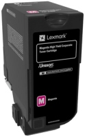 Картридж Lexmark 74C5HME для CS725de пурпурный 12000стр