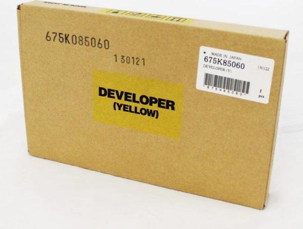 Девелопер XEROX 675K85060 желтый для WC 7545/7556
