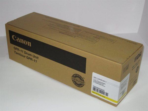 Драм-картридж CANON C-EXV8Y/GPR-11 желтый для CLC2620/3200/3220/IR C2620/3200/3220