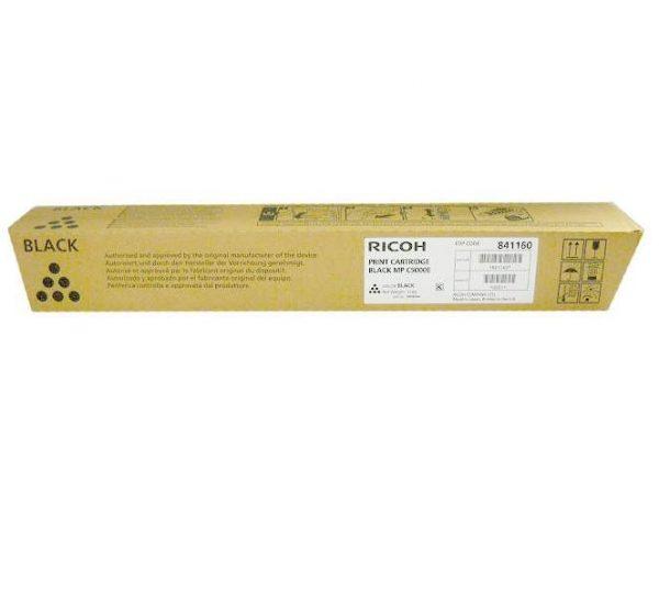 Картридж Ricoh 841160/842048 черный тип MPC5000E для AficioMPC4000/C5000