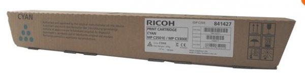 Картридж Ricoh 841427/842046 синий тип MPC3501E/MPC3300E для MPC3001/C3501/MPC2800/C3300