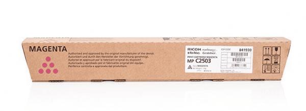 Картридж Ricoh 841930 малиновый тип MPC2503 для Aficio MPC2003/2004/2011/2503/2504