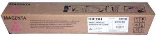 Тонер Ricoh 884948/888642/842032 малиновый тип MPC3000E для Aficio MP C2000/C2500/C3000