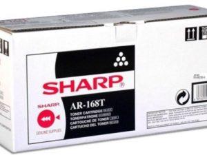 Тонер-картридж SHARP AR-168LT черный для AR-122/152/153/5012/5415/AR-M150/M155