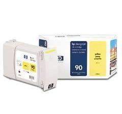 Картридж HP C5065A №90 желтый для Designjet 4000 серии (400 мл)