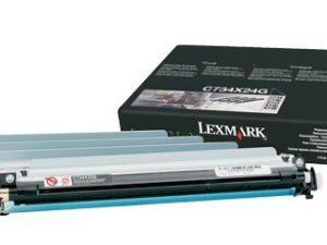 Комплект фотобарабанов Lexmark C734X24G C748, 4 цвета