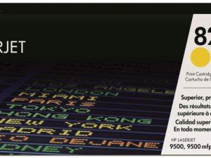 Картридж HP C8552A желтый для CLJ 9500