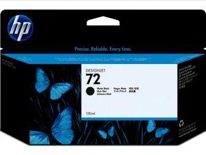 Картридж HP C9403А №72 матово-черный для Designjet T1100ps