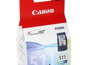 Картридж CANON CL-511 цветной для Pixma MP240/260/480 MP240/260/480