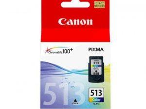 Картридж CANON CL-513 увеличенный цветной для Pixma MP240/260/480